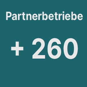 Ergebnis Partnerbetriebe REDNUX
