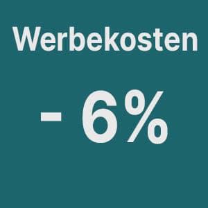 Ergebnis Werbekosten REDNUX