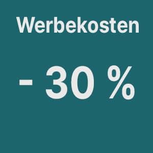 Ergebnis Werbekosten Mediatouch